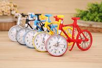 Bicycle alarm clock  alarm clock personalized alarm clock gift decoration