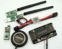 Side pin APM APM2.6 Flight Controller  +Neo M8N GPS +Power Module + Minim OSD+915MHZ 915 telemetry
