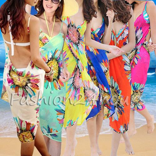 Женская туника для пляжа Brand New 6 3308