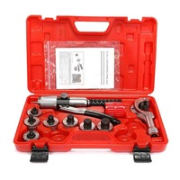 TUBE EXPANDER MANUAL HYDRAULIC CT-300A 7 LEVER PLUMBING COPPER STRONG PACKING