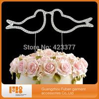 wedding rhinestone cake toppers ,high quality,free shipping