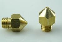 China Post Free Shipping High Quantity 3D printer Kits Nozzle Parts