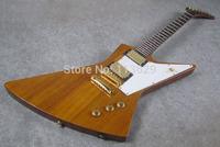 Guitar,Korina  Explor ,  High Quality Electric Guitar, Natural