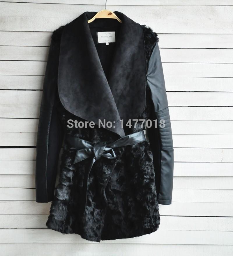 Женская одежда из меха Zaro 2015 s/l 9801 женская одежда из меха cool fashion saias s xxxl tctim06270001