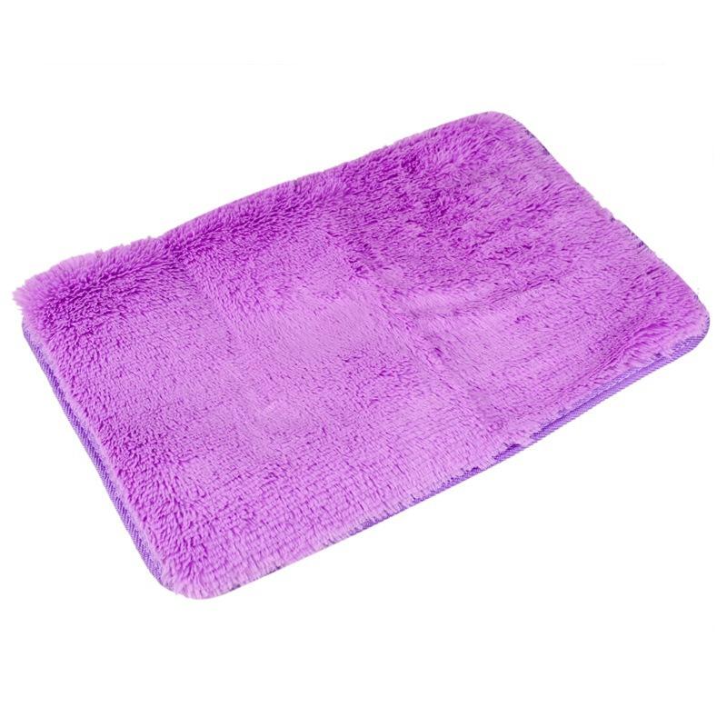 Aliexpress Buy 40 60CM purple bathroom rugs Suitable