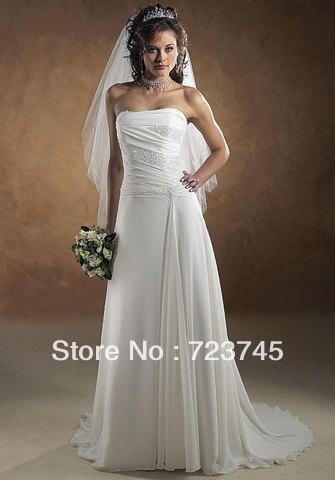 brand wedding dress manufacture wedding dress ! HSXD295 wedding dress dress(China (Mainland))
