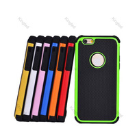 For iPhone 6 Plus 5.5 Premium Shock proof Hard Combo Case Cover