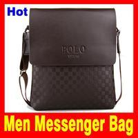 2105 Hot Men bag Fashion Shoulder Messenger bag for men Retro vintage mens bags Simulation composite skin PU leather new