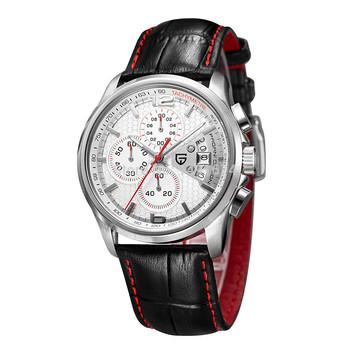 Наручные часы мода свободного покроя Pagani дизайн военная кварцевые часы мужчин люксовый бренд relogio masculino на открытом воздухе водонепроницаемые часы
