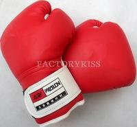 Kids Children MMA Muay Thai Kickboxing Kick Box Training Punching Sandbag Boxing Gloves