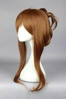 Fashion style Kantai collection Hibiki (kancolle) Inazuma (kancolle) Anime Brown wig cosplay fashion lolita wig