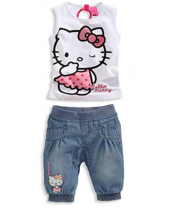 Комплект одежды для девочек Girl Baby