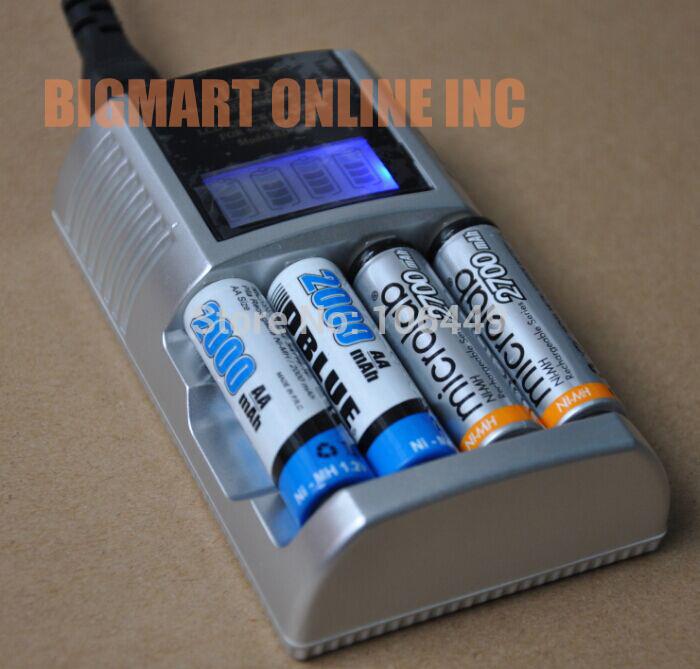 Зарядное устройство NA 20 ( ) /1.2V AA AAa ni/mh ni/cd BGM899
