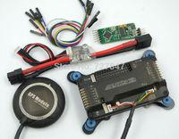 APM2.6 ArduPilot Mega 2.6 APM+Neo M8N GPS +Power Module+Minim OSD+Shock Absorber