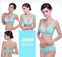Quality Vest Thin Cup Wire Free Cross Nursing Bra Maternity Underwear Pregnant Women Breast Feeding Bra 34/75 36/80 38/85 40/90