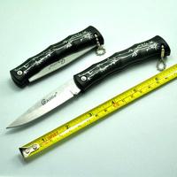 12pcs/lot Folding Pocket Knife Survival Knife Gift Knife Outdoor Tools Free shipping