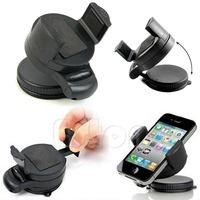 Car Windshield Mount Universal Holder Bracket For iPhone Samsung IPOD GPS PSP