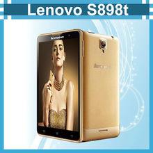 "Original Lenovo S898t + S8 Smartphone MTK6592 Octa Core 5.3 "" HD Gorilla Glass 13MP 1GB RAM 8GB ROM Android 4.2 mobile phone"