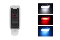 DC 12V LED Car LED Foot light Interior Lamp 3 Color plug and play For Panamera Macan Cayenne Boxster