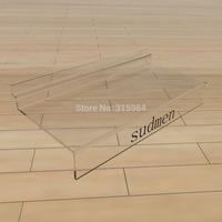 250X120X55MM acrylic shoe shelf