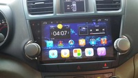 """10.1"""" Capacitive  Pure Android 4.2.2 Dual Core 1.6 GHz 3G WIFI Radio GPS Navigation  for highlander"""