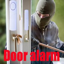 Hot Sale Longer Door Window Wireless Burglar Alarm System Safety Security Device Home /System Magnetic Sensor alarm 90db Sound
