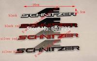 Steel Schnitzer  Car Styling High Quality Car Stickers And 3D Car Sticker , car decor stickers