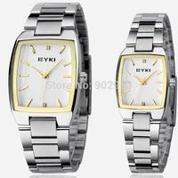 EYKI Brand Japan Movement Trendy Fashion Popular Design Alloy Lover's Watch 48 hours Dispatch