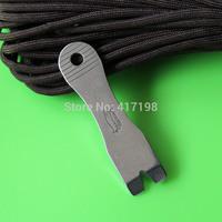 2PCS/LOT Multi Pocket Tool Pry Bar Nail Puller Scraper Screwdriver Spade Outdoor Survival Kit Key Tool EDC,FREE SHIPPING