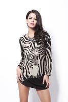 2015 women dress free size women clothing vestidos dress Loose Sexy  Mini Shirt Dress free shipping