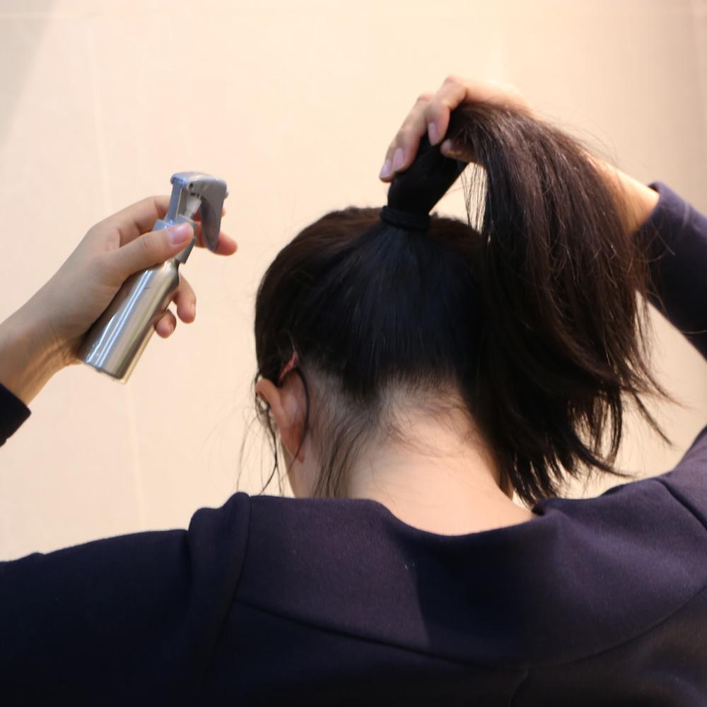 150ml Silver Barber Hair Salon Sprayer Hairdressing Flowers Spray Bottle Salon(China (Mainland))