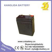 4v 3.5ah rechargeable sealed lead acid battery