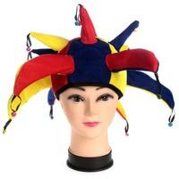 Hot Halloween supplies party clown hat birthday hat