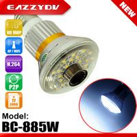 5W White LED Light P2P IP Camera Hidden Bulb Camera WIFI Security Camera MINI DV DVR Camera