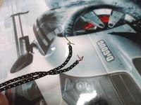 Nylon DIY Repair Cable Cord Lead Line Wire 1.3M for KOSS Porta Pro Headphones