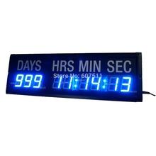 1.8 » синий из светодиодов часы обратного отсчета в дней часов минут секунд для специальное мероприятие , как олимпийский чемпионат мира по футболу гонки свободный ход