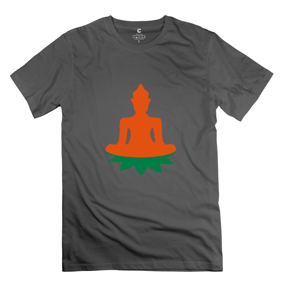 yoga Men's T Shirt Awesome summer Tshirt For men's(China (Mainland))