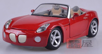 Maisto 2015 New Arrival Famous Pontiac 2006 Roadster Car 1:24 High Quality Alloy Brand Sports Car Model Decoration Free Shipping