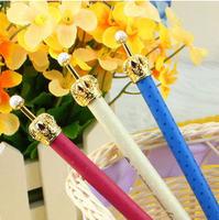 30pcs/lot Classical crown design mechanical pencil / gel pen/ ballpoint pen/ stationary/ papelaria caneta / Wholesale