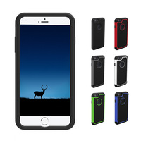 Luxury Hybrid Case Skin Phone Hard Rubber Cover Protector For Apple IPhone 6