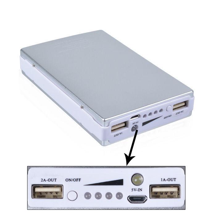 Зарядное устройство Unbranded/Universal 10000mAh + + 5 USB Solar Charger зарядное устройство 100% pineng 10000mah pn 938 led dual usb pn938