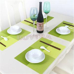 New European Style Placemat Table Mats Protector Dining Decoration Cup Bowl Pad Tapetes e pads Almofada ZT(China (Mainland))