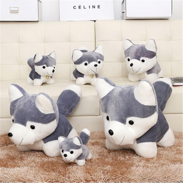 Cute Husky Puppy Cartoon Toymall 25cm Cute Husky Puppy