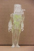 SDCC 2014 Predator Invisible Figure Comic Con Limited Exclusive