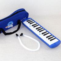 SWAN  accordion 32 blue key melodica professional melodica firston 32 key handbag  free shipping