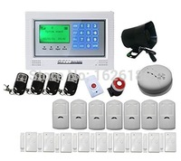 DHL freeshipping Wireless Autodial Home House Office Burglar Intruder Home Security Alarm System Auto Dailing - OEM