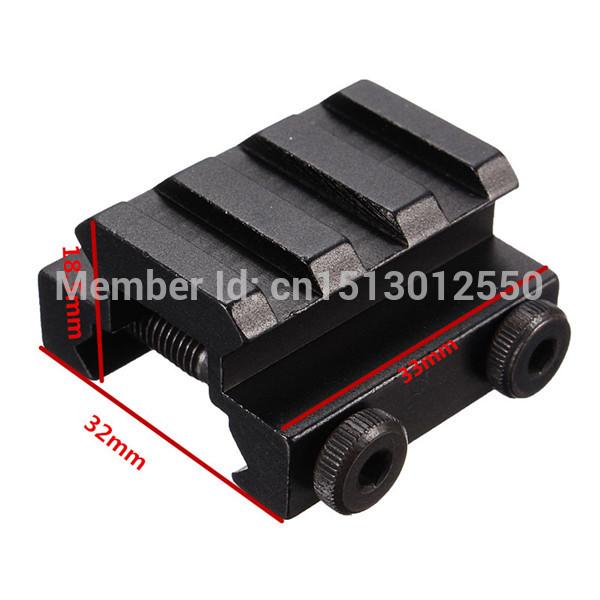 Установка оптического прицела 20 scope mount