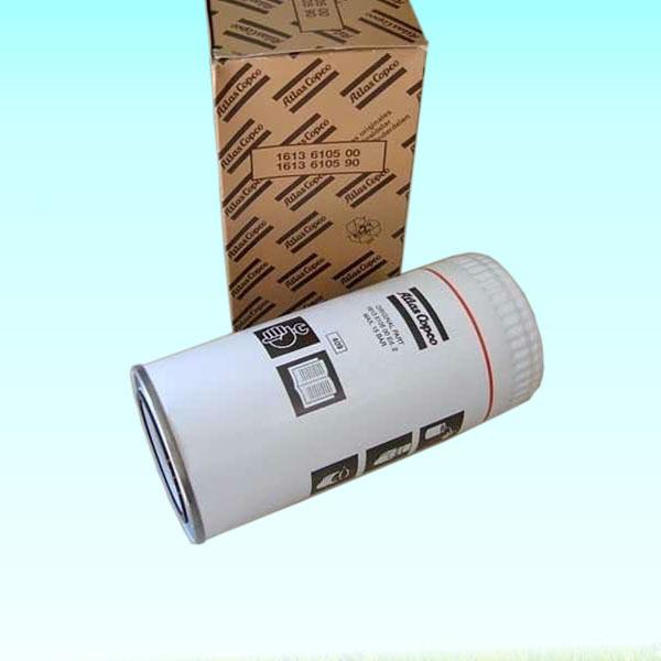 atlas copco filter 1613610590 /1613610500 for air compressor oil filter(China (Mainland))