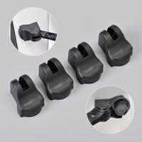 4pcs Door Check Arm Waterproof Protection Cover Kit For Suzuki Jimny Kizashi Swift SX4