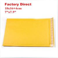"""Wholesale 7""""X7.9"""" 18cmX20cm bubble envelope padded envelopes paper envelope bubble mailer bag 18x16cm courier bags"""